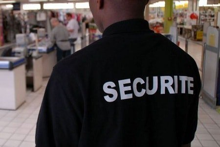Securite magasin Tunisie